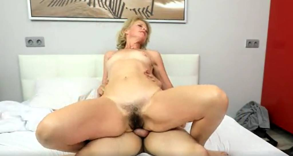 Big fat full bush of pubes. Is she vaginally fucked or anally ?